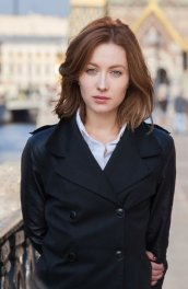Актеры из сериала Чернобыль зона отчуждения - Кристина Казинская