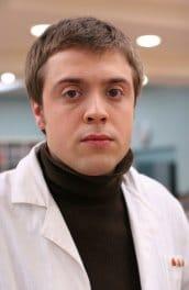 Актеры из сериала Сериал интерны - Александр Ильин мл.